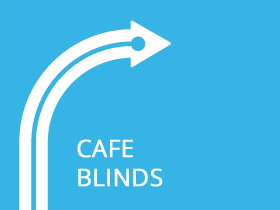cafe blinds adelaide