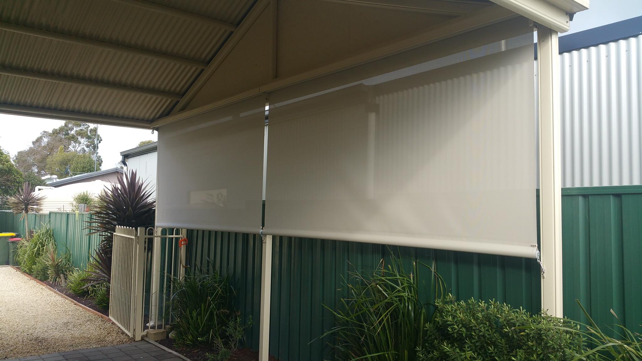 Cafe Blinds Adelaide